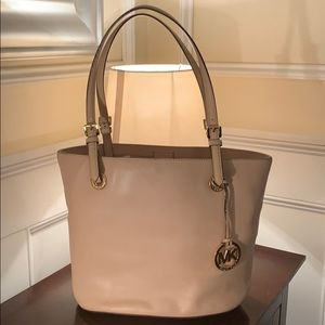Michael Kors Nude Color Tote